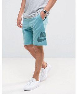 Nike | Махровые Шорты 833959-499