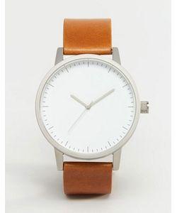 Simple Watch Company | Часы С Кожаным Ремешком Swco Kent