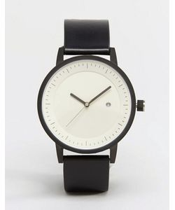 Simple Watch Company | Часы С Кожаным Ремешком Swco Earl