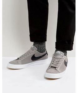 Nike SB | Кроссовки Blazer 864347-009