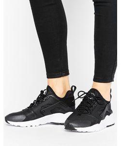 Nike | Черные Кроссовки Huarache Run Ultra