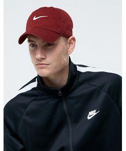 huge selection of c6dfc 5a11a Nike SB - Бордовая Кепка С Галочкой Nike 546126-619