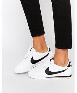 Nike | Кожаные Кроссовки Cortez