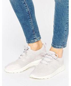 Adidas | Светло Замшевые Кроссовки Originals Zx Flux