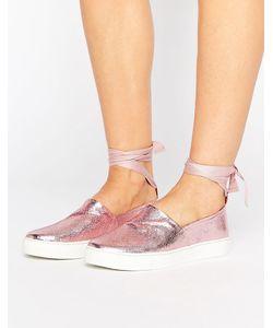 Clover Canyon   Tie Leg Shoes