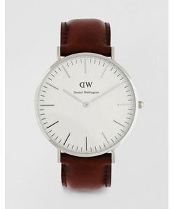 Daniel Wellington | Часы С Кожаным Ремешком St Andrews