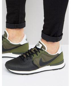 Nike | Зеленые Кроссовки Internationalist Premium 882018-300