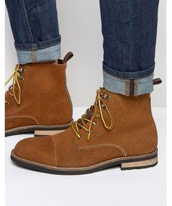 Bellfield | Замшевые Ботинки На Шнуровке Banrock