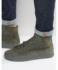 adidas Originals | Кроссовки Средней Высоты Court Vantage Bb0158