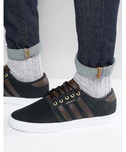 adidas Originals | Черные Кроссовки Adi-Ease Bb8458
