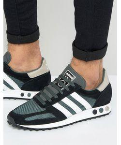 adidas Originals | Зеленые Кроссовки La Og Bb2861