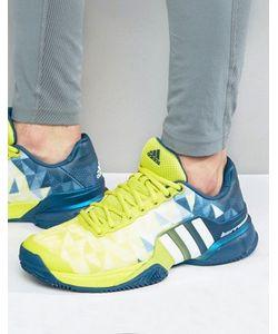 adidas Originals   Кроссовки Adidas Tennis Barricade 2016 Boost
