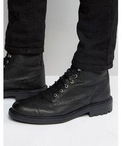 WALK London   Кожаные Ботинки На Шнуровке Liverpool