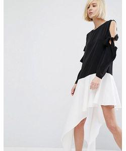 Style Mafia   Асимметричное Платье Dwyn