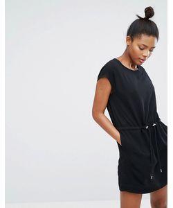 Monki | Платье Со Шнурком На Поясе