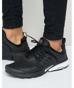 Nike | Черные Кроссовки В Стиле Милитари Air Presto 862749-003