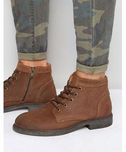 Selected Homme | Кожаные Ботинки Trevor