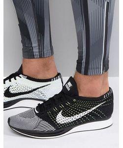 Nike Running | Черные Кроссовки Flyknit Racer 526628-011