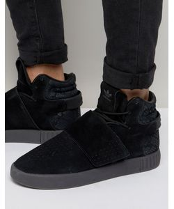 adidas Originals | Черные Кроссовки Tubular Invader Str Bb8392