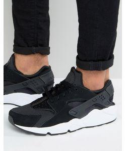 Nike | Черные Кроссовки Для Бега Air Huarache