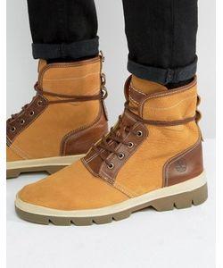 Timberland | Кожаные Ботинки С 4 Люверсами Cityblazer