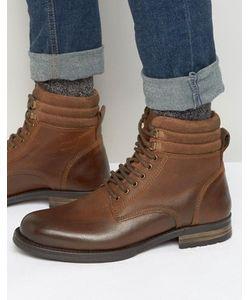 Asos | Ботинки На Шнуровке