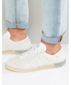 adidas Originals | Белые Кроссовки Hamburg Tech S79994