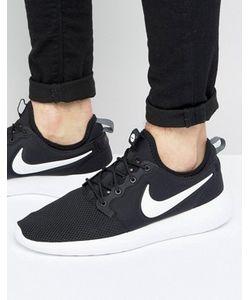 Nike | Черные Кроссовки Roshe Two 844656-004