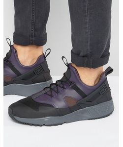 Nike | Черные Кроссовки Премиум В Стиле Милитари Air Huarache 806979-001