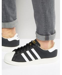 adidas Originals | Черные Кроссовки Superstar Boost Bb0189