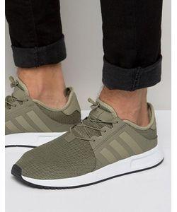adidas Originals | Зеленые Кроссовки Xplr Bb1101
