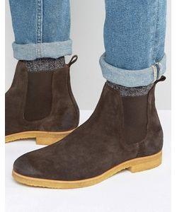 Shoe the Bear | Замшевые Ботинки Челси Gore
