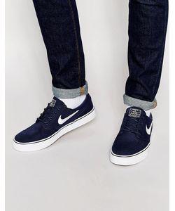 Nike Skateboarding | Nike Sb Stefan Janoski Canvas Trainers 615957-428