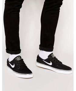 Nike SB | Кроссовки Zoom Janoski 615957-028 Черный