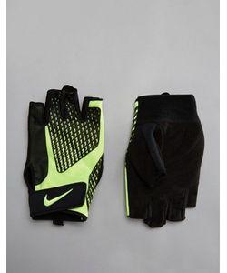 Nike Training   Черные Перчатки Core Locktraining 2.0