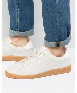 Nike | Замшевые Кроссовки Для Тенниса 829351-100