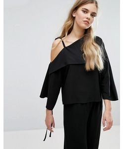 House of Sunny | Cold Shoulder Top