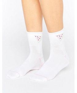Monki | Watermelon Ankle Sock