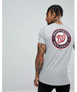 New Era | Футболка С Принтом На Спине Washington Nationals