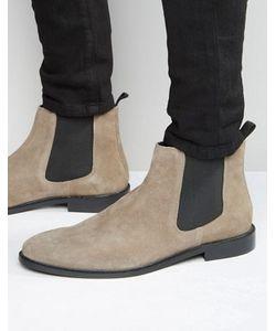 Dune | Замшевые Ботинки Челси