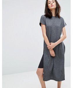 ADPT   Трикотажное Платье Миди