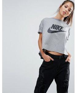 Nike | Укороченная Футболка Signal