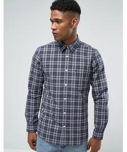 Jack Wills | Поплиновая Клетчатая Рубашка Классического Кроя