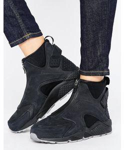 Nike | Черные Кроссовки Средней Высоты Для Бега Air Huarache