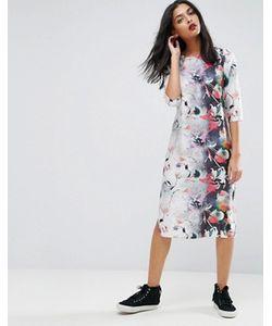 Asos | Платье С Принтом
