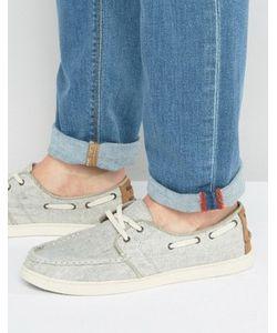 Toms | Culver Linen Boat Shoes