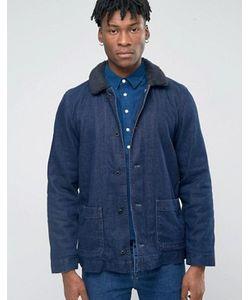 Bethnals   Куртка С Подкладкой Из Искусственного Меха Tommy