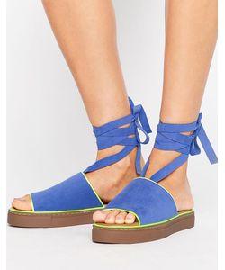Clover Canyon   Tie Leg Sandals