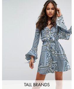 Influence Tall | Платье С Открытыми Плечами