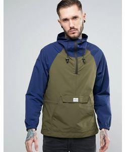 Penfield | Двухцветная Куртка Через Голову С Капюшоном Pac Jac